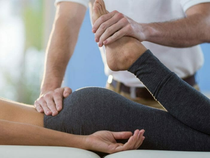 Evidence Based Practice Knee Therapy
