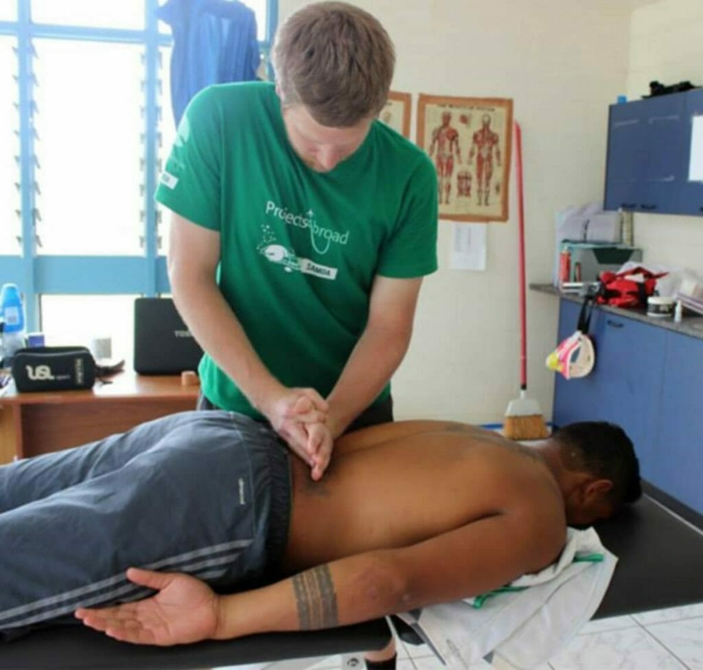 Physical Therapy Treatment at Bayview PT